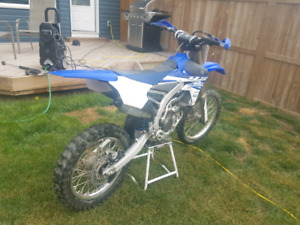 Selling my yz250fx