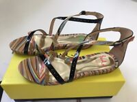 Paul Smith Leather Women's Sandals UK size 5