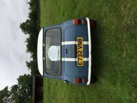 mini city automatic , great runner, mot until october