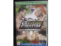 UFC ULTIMATE FIGHTER