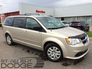 2014 Dodge Grand Caravan SXT | 3.6L V6 | STOW N'GO | DVD | BACK