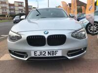 2012 12 BMW 116i SPORT 5 DOOR GOOD AND BAD CREDIT CAR FINANCE AVAILABLE
