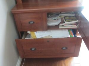 Flat file cabinet kijiji free classifieds in ontario find a t v cabinet glass top dining table hutch with file cabinet malvernweather Gallery