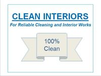 Reliable Cleaning and Interior Works