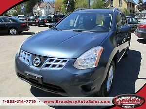 2012 Nissan Rogue POWER EQUIPPED SV EDITION 5 PASSENGER 2.5L - D