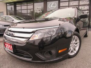 2011 Ford Fusion S- 2.5L I4-ONE-OWNER-