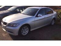 2007 Bmw 318d Se (diesel) E90 6 speed manual in excellent condition 320d,120d,118d,a4,a6,a3,e220,cdi