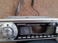 Ripspeed CMR2000 CD/USB/SD Car Stereo