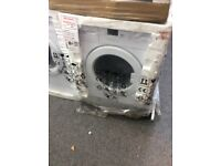 Integtated washing machine new in package 12 mth gtee rrp £369 only £269