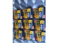 Gillette fusion Proshield 4 blades x9 packs