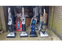 Assorted HOOVERS Hurricane, Blaze, & Turbo Power Bagless Vacuum Cleaners (£25 each) 2300W POWER