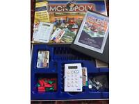 Monopoly Electronic Banking Complete