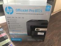 Brand new HP Officejet Pro 8725
