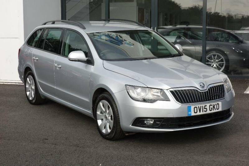 2015 Skoda Superb 1.6 TDI S 5dr