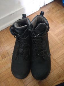 Mens waterproof work boots