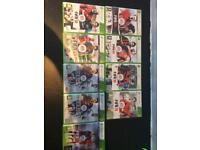 Fifa games for Xbox 360