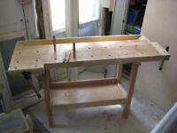 Clarke workbench / woodworking bench