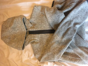It's Fleecinng Cold - Lululemon pullover