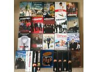 US TV Shows on DVD