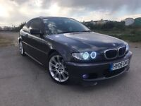 2006 E46 BMW 3 Series 320ci M Sport Automatic, Fully Loaded Model Only £2950