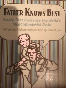 Father Knows Best - Book