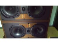Kef carina ii speakers and stands