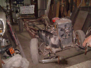 1953 ford flat head running cond