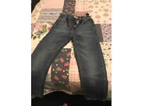 Boys skinny jeans Age 7