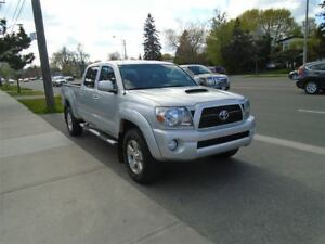 2011 Toyota Tacoma leather.