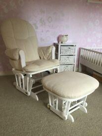 Nursing chair/ glider