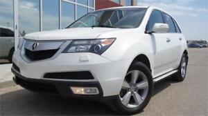 2011 Acura MDX MINT AWD FINANCING YES only $22995.00