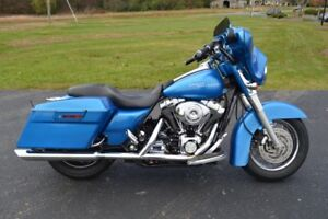 HARLEY STREET GLIDE SEAT/ TOURING MODELS -1997-2007