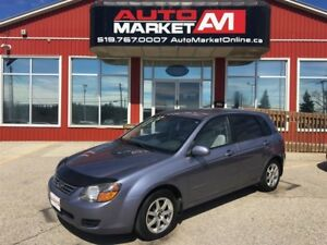 2009 Kia Spectra5 LX, ALLOYS, WE APPROVE ALL CREDIT