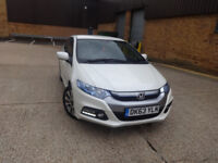 Honda Insight Ima Hs-T 5dr Auto Electric Hybrid 0% FINANCE AVAILABLE