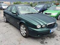 Jaguar X-Type 2.1 V6 Plus 4dr IMMACULATE CONDITION! 2004 (04 reg), Saloon