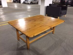 Great Solid Pine Coffee Table