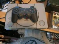 Ps1 PlayStation console 2 games