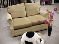 Two seater single sofa bed / futon