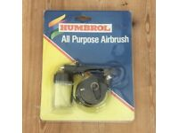 Humbrol All Purpose Airbrush - Brand New - Modelling - Hobby - Craft - DIY