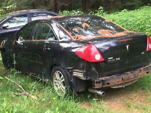 Pontiac g6 parts car or fixer upper