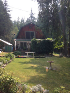 House in the Arrow Lakes