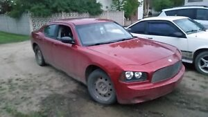 07 charger high kms but well maintained