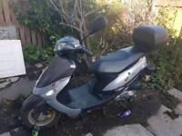 Peugeot v clic moped 50cc