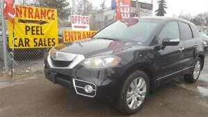 2010 Acura RDX |AWD|ACCIDENT FREE| BLACK ON BLACK|