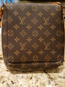 Louis Vuitton monogram Musette shoulder bag