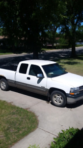 Pick up truck for sale/ price redused.