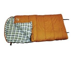 Eureka cold weather oversize  sleeping bag tuktu-30