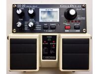 FOR SALE BOSS DD-20 DELAY PEDAL