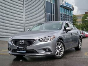 2015 Mazda MAZDA6 LEATHER NAVI 0.9% FINANCE!!