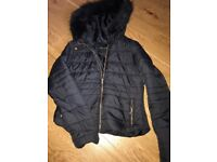 Girl age 12 bundle of jackets and shoes